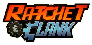 Ratchet & Clank Comic Logo