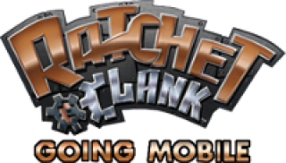 Logo Ratchet and Clank Going Mobile