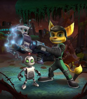 Ratchet and Clank at Oozla