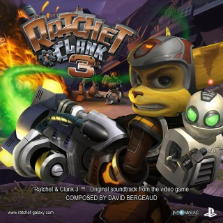Original Soundtrack Ratchet Clank Up Your Arsenal Ps2 Ratchet Galaxy
