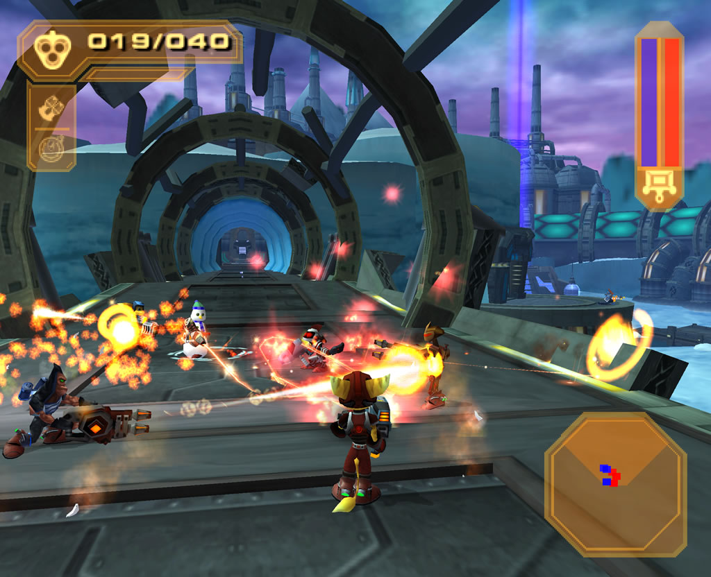 ratchet and clank 3 rom