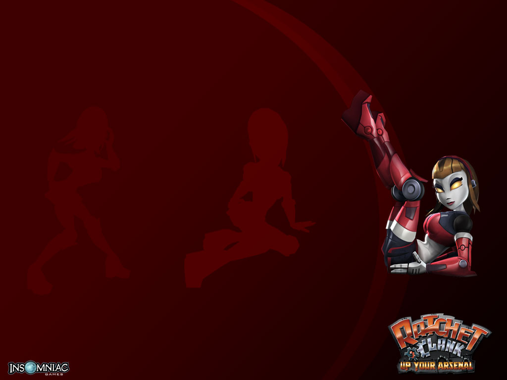 Wallpapers Ratchet Clank Up Your Arsenal Ps2 Ratchet Galaxy
