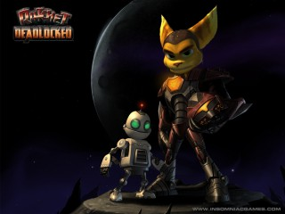 Wallpapers Of The Ratchet Clank Saga Ratchet Galaxy