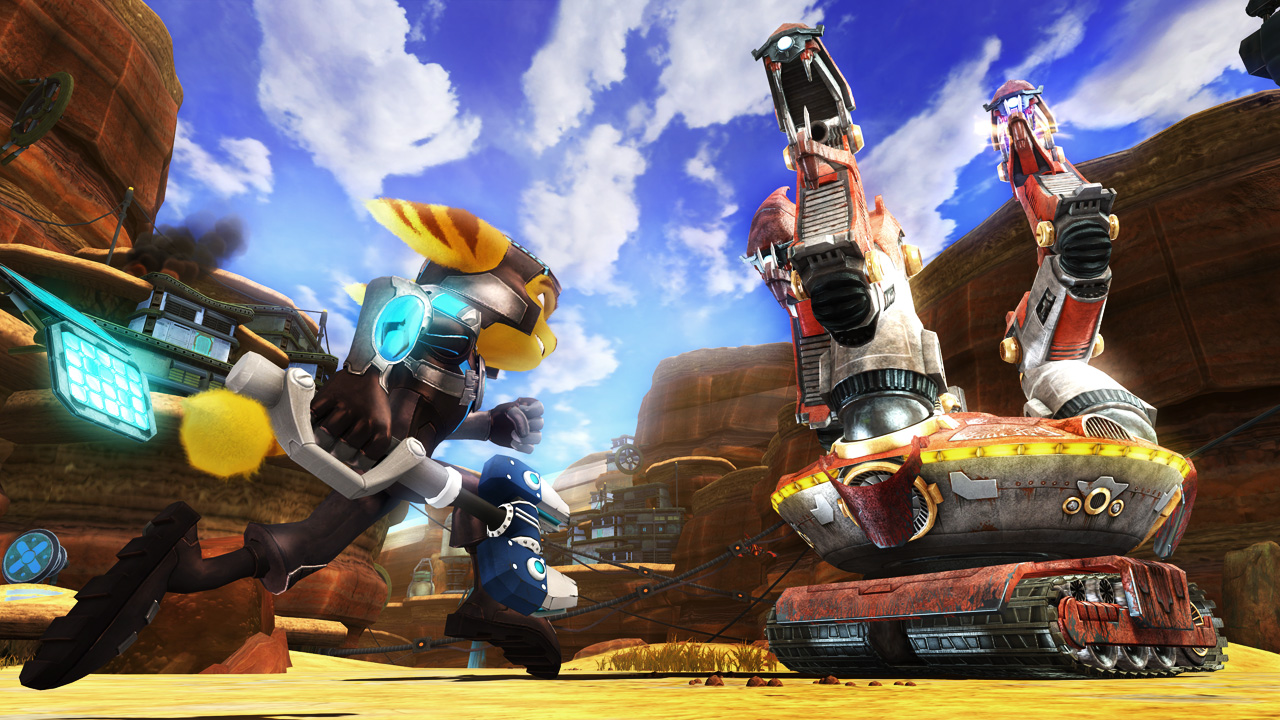 ratchet and clank a crack in time hyperflux armor