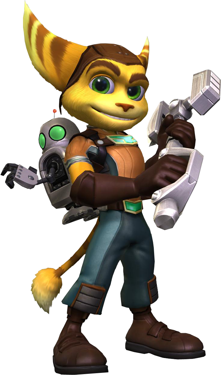 Ratchet Characters Ratchet Clank Future Tools Of
