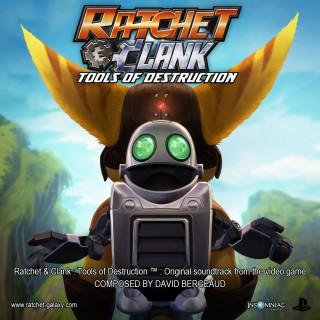 Original Soundtrack Ratchet Clank Future Tools Of Destruction