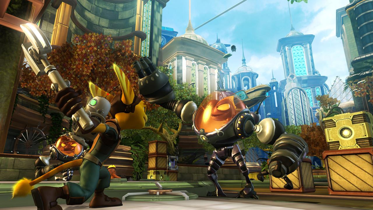 Screenshots Ratchet Clank Future Tools Of Destruction Ps3