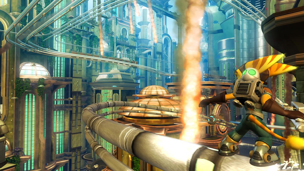 Kerwan Locations Ratchet Clank Future Tools Of Destruction