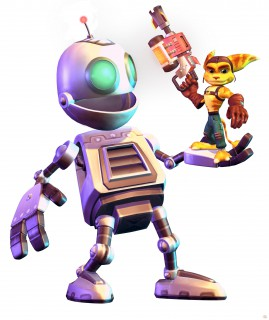 Ratchet and Clank (2)