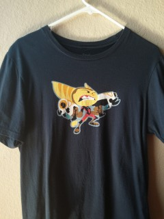 T-shirt Ratchet & Clank Nexus