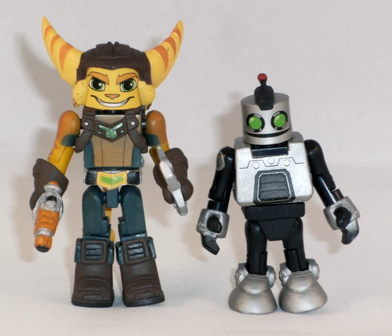 Ratchet Clank Toys R Us Figures Merchandise Ratchet Galaxy