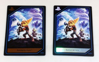 Playstation Experience Cards