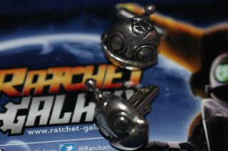 Secret Agent Clank Cufflinks