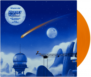 Ratchet & Clank PS4 Vinyl Soundtrack