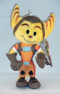 Ratchet Plush (All 4 One)