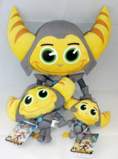 Ratchet Plush (A Crack In Time)