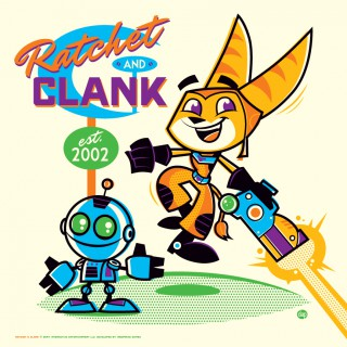 Variant Ratchet & Clank (Dave Perillo)