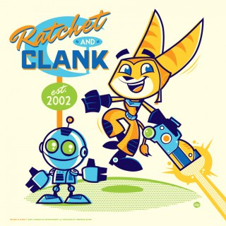 Ratchet & Clank (Dave Perillo)