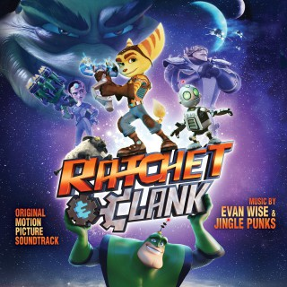 Original soundtrack Ratchet & Clank Movie
