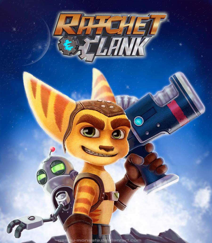 Ratchet and Clank - Cover Remake