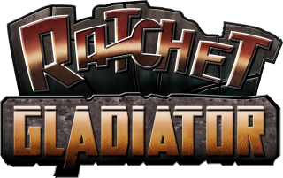 Logo Ratchet : Gladiator