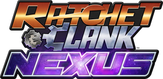 Logo Ratchet and Clank Nexus