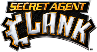 Logo Secret Agent Clank