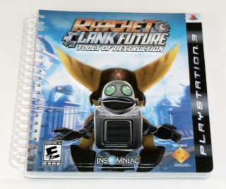 Agenda Ratchet & Clank Opération Destruction