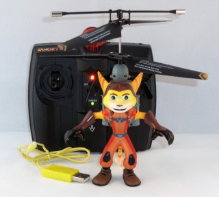 Héli-Pack Ratchet & Clank