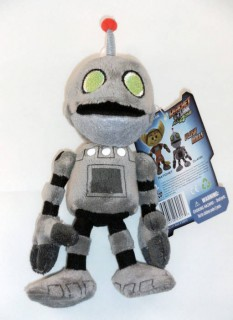 Peluche Clank All 4 One