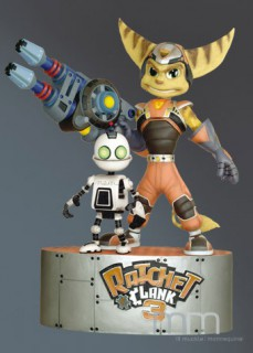 Ratchet & Clank 3 Grandeur Nature